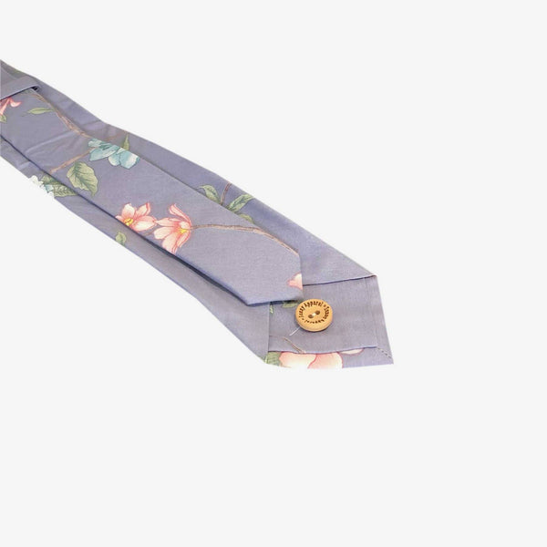 Sunny Apparel | Avon Floral Cotton Tie