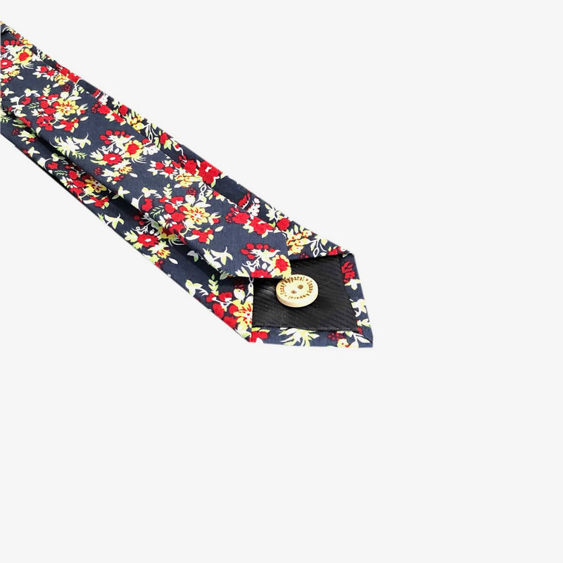 Sunny Apparel | Bakersfield Floral Cotton Tie