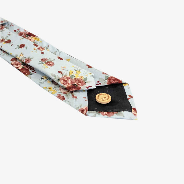 Sunny Apparel | Beckly Floral Cotton Tie