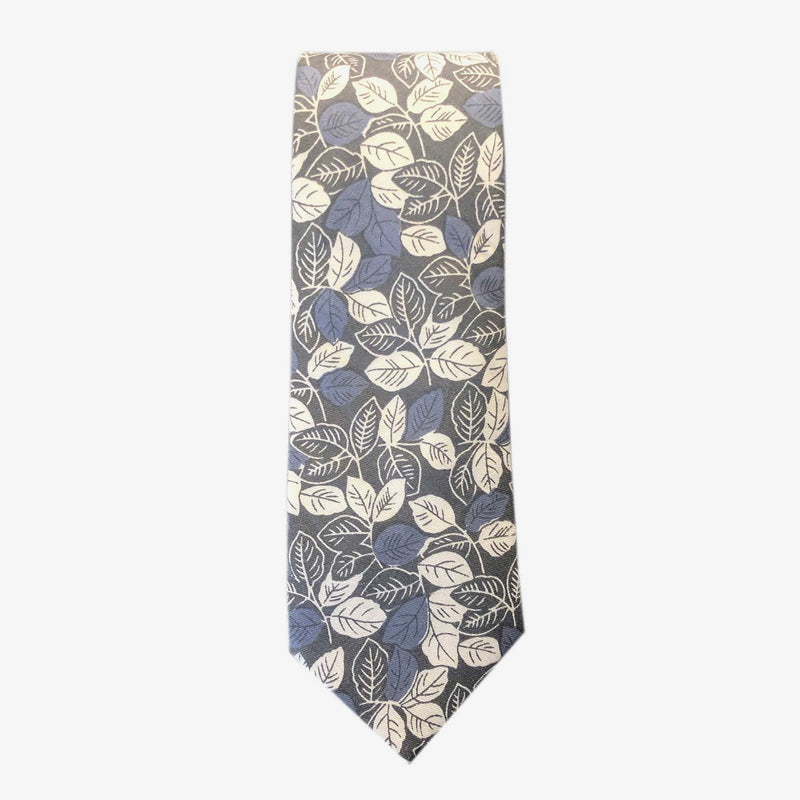 Sunny Apparel | Bisbee Floral Cotton Tie Grey ALL