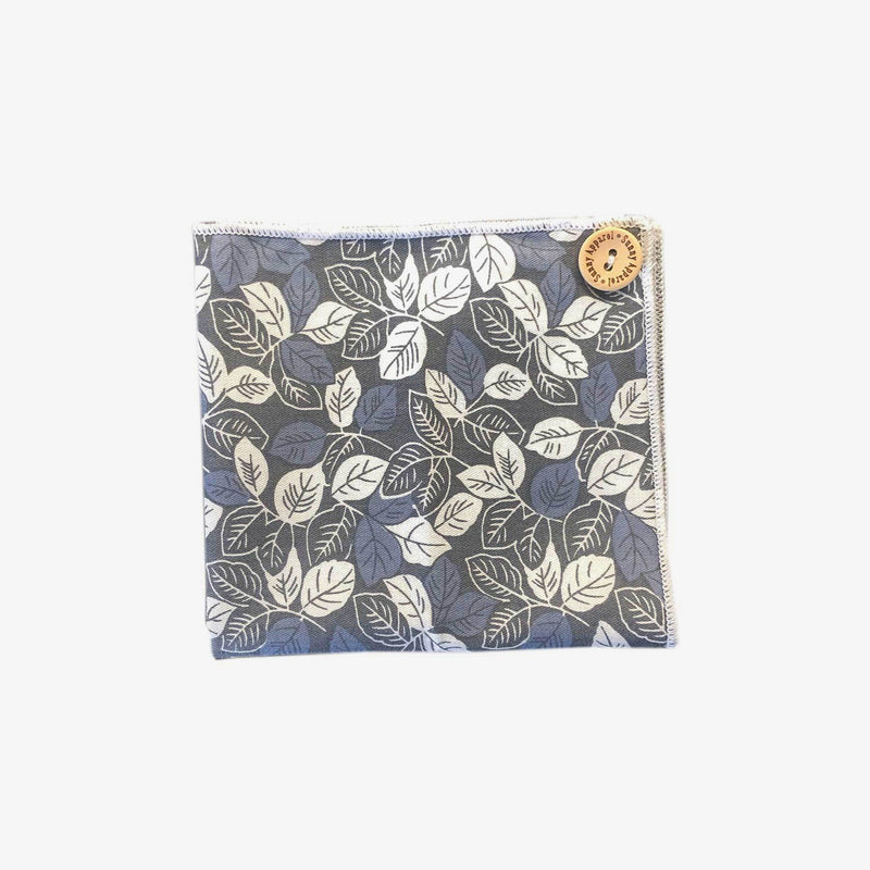 Sunny Apparel | Bisbee Pocket Square Grey ALL