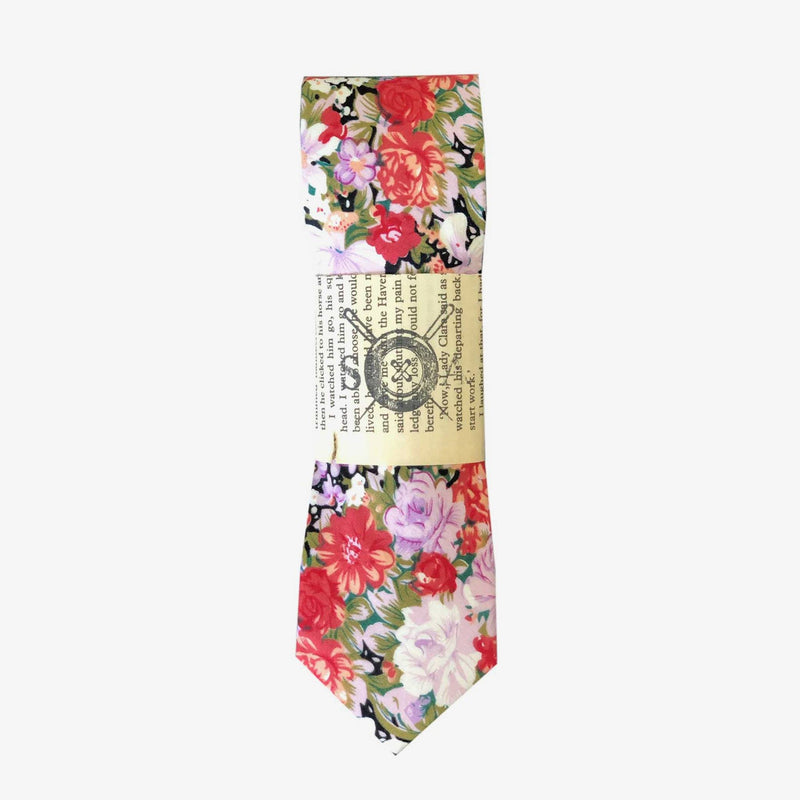 Sunny Apparel | Brome Floral Cotton Tie