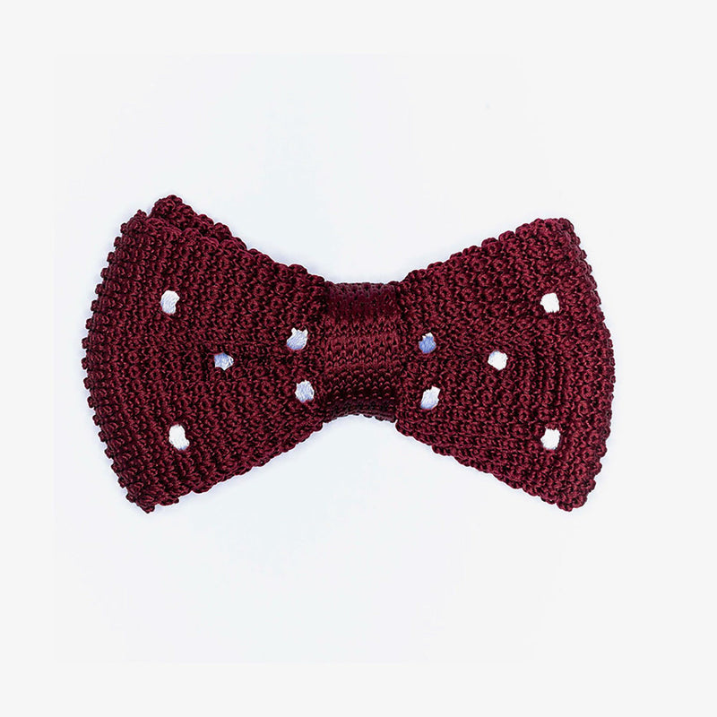 Sunny Apparel | Brunswick Bow Tie Burgundy ALL