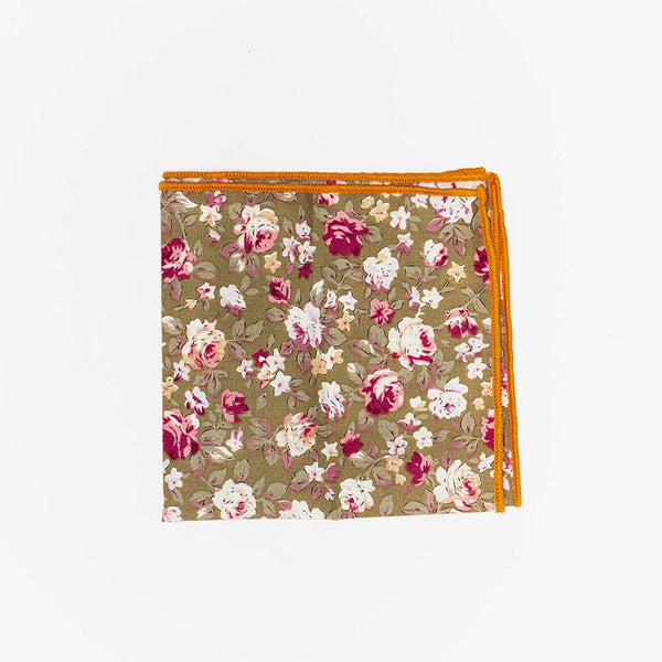 Sunny Apparel | Columbia Pocket Square Beige ALL