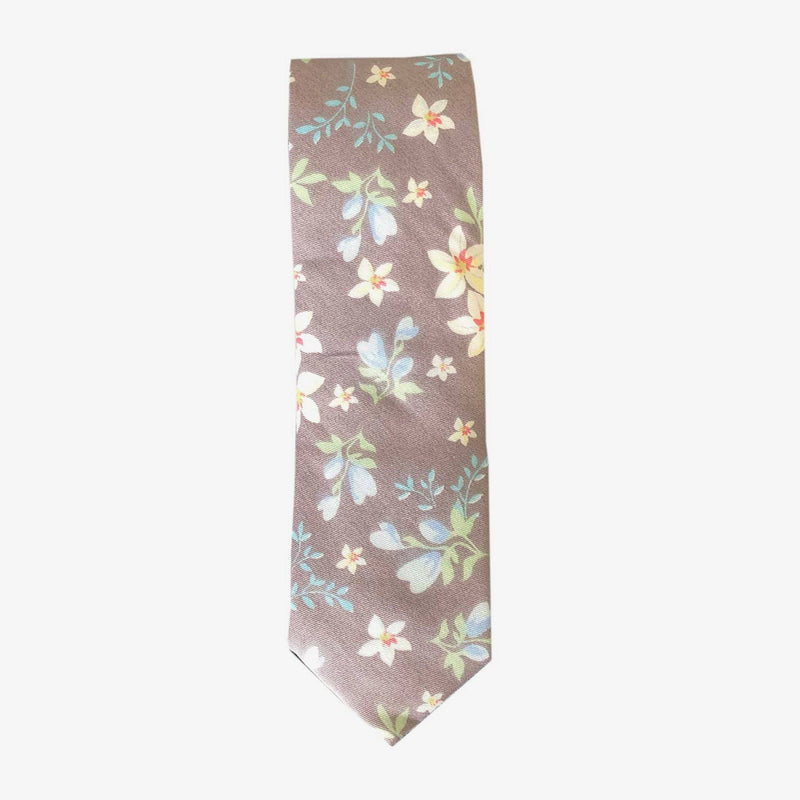 Sunny Apparel | Dale Floral Cotton Tie Grey ALL
