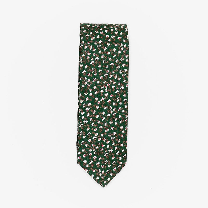 Sunny Apparel | Dublin Floral Cotton Tie Green ALL