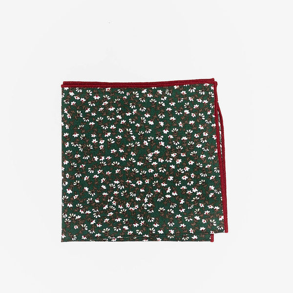 Sunny Apparel | Dublin Pocket Square Green ALL