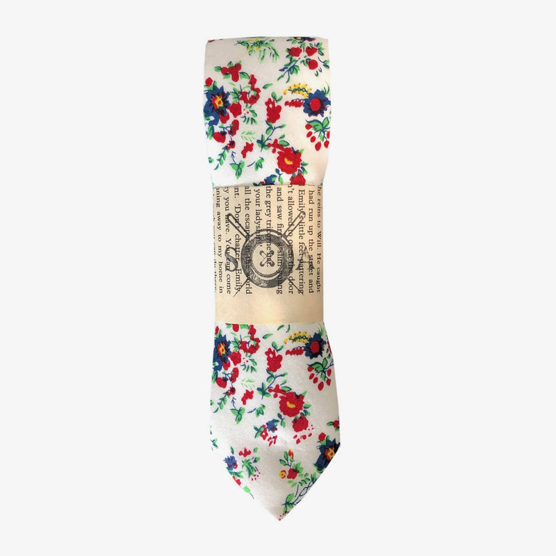 Sunny Apparel | Fairbanks Floral Cotton Tie