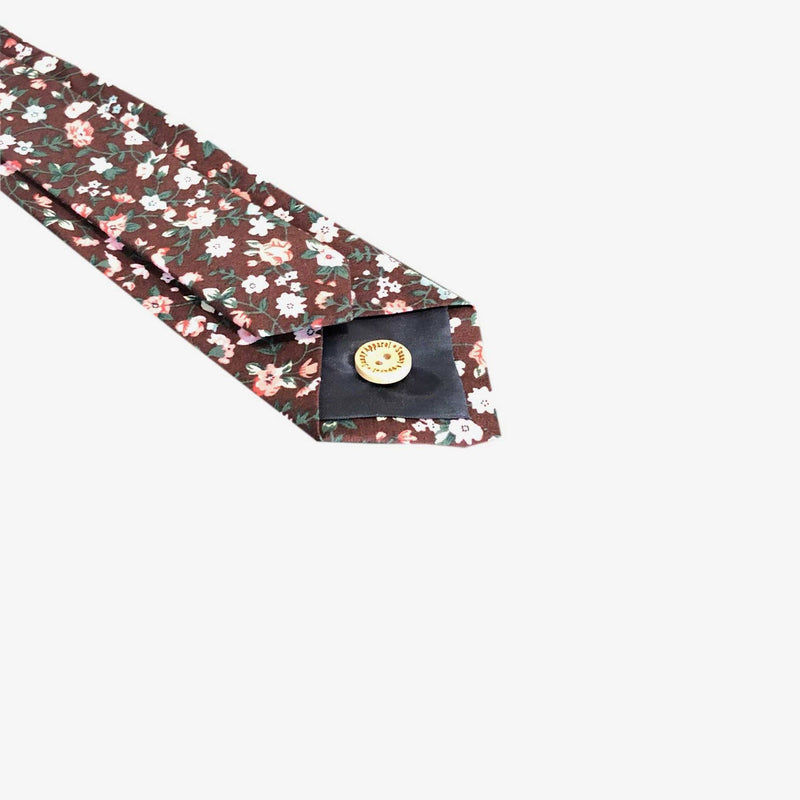 Sunny Apparel | Golflands Floral Cotton Tie