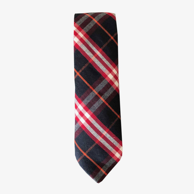 Sunny Apparel | Hagerstown Cotton Tie Navy Red ALL