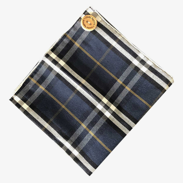 Sunny Apparel | Hagerstown Pocket Square Navy ALL