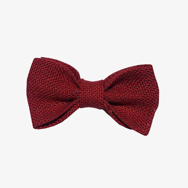 Sunny Apparel | Hessian Bow Tie Red ALL