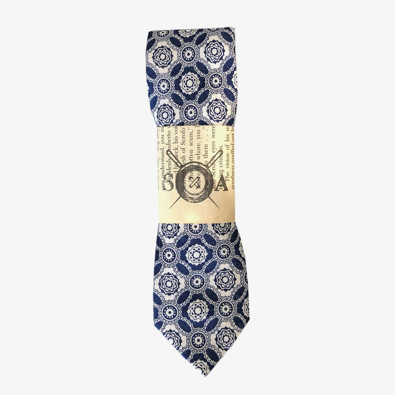 Sunny Apparel | High Point Cotton Tie Blue ALL