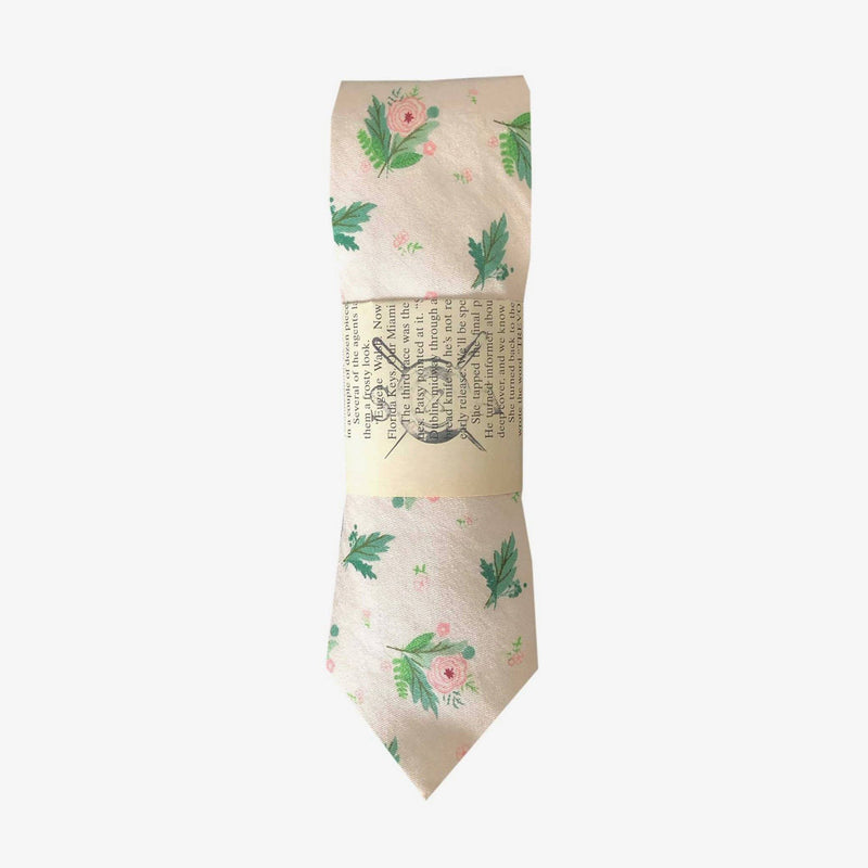 Sunny Apparel | Lakewood Floral Cotton Tie