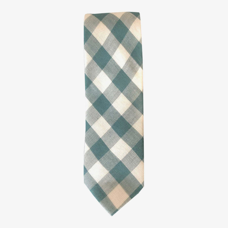 Sunny Apparel | Napa Cotton Tie Green ALL