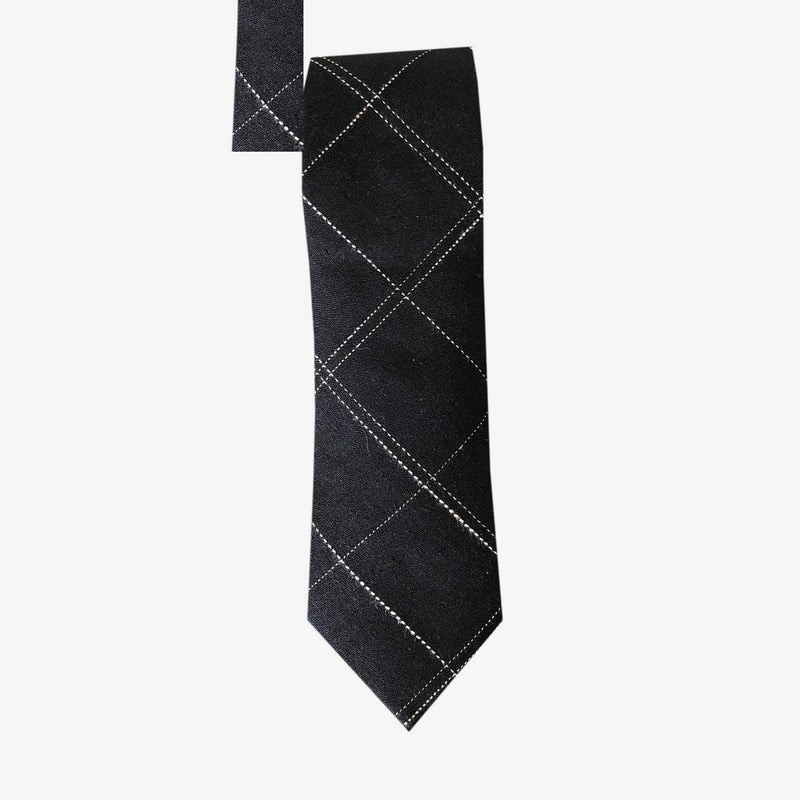 Sunny Apparel | North Bay Cotton Tie Dark Navy ALL