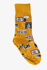 SUNNY APPAREL | PAP SOCKS Mustard ALL