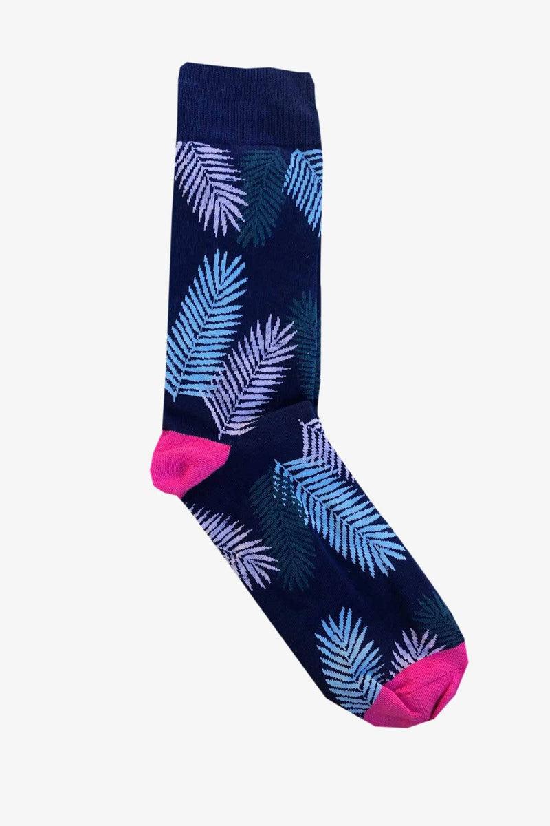 SUNNY APPAREL | PARA SOCKS Navy ALL