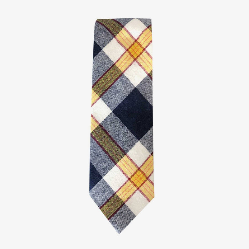 Sunny Apparel | Sandy Cotton Tie Yellow ALL