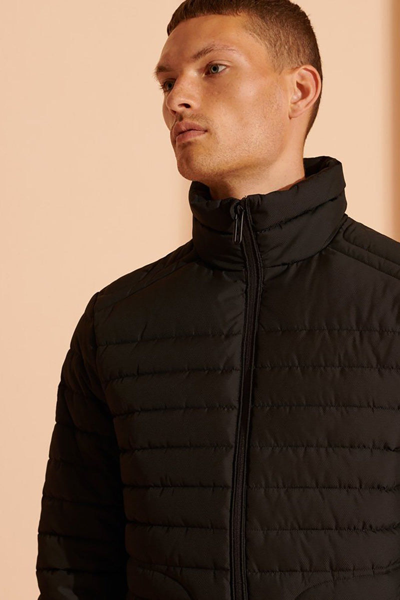 SUPERDRY | DOUBLE ZIP FUJI JACKET