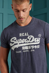 SUPERDRY | VINTAGE LOGO EMBROIDERY TEE