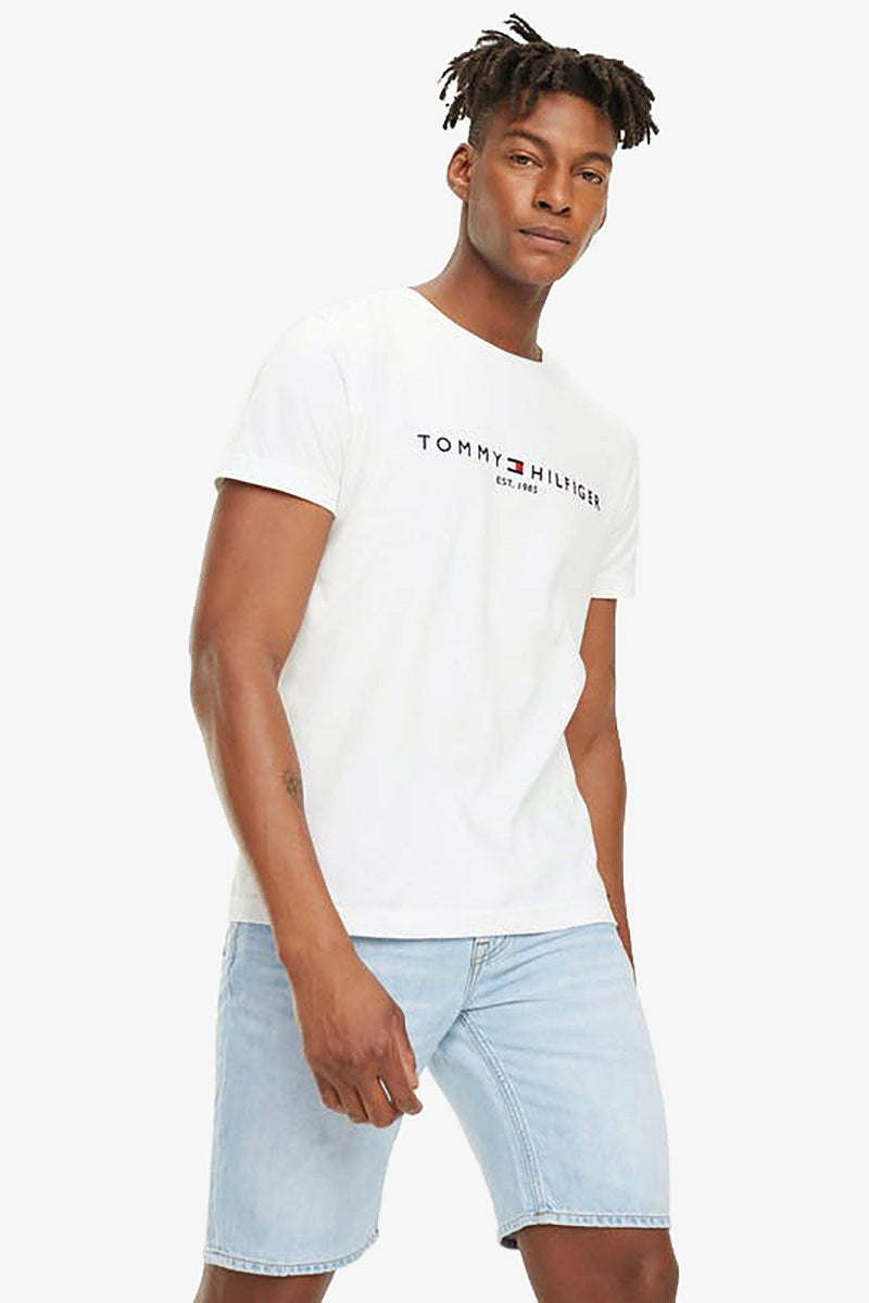 Tommy Hilfiger | Logo Tee White XS