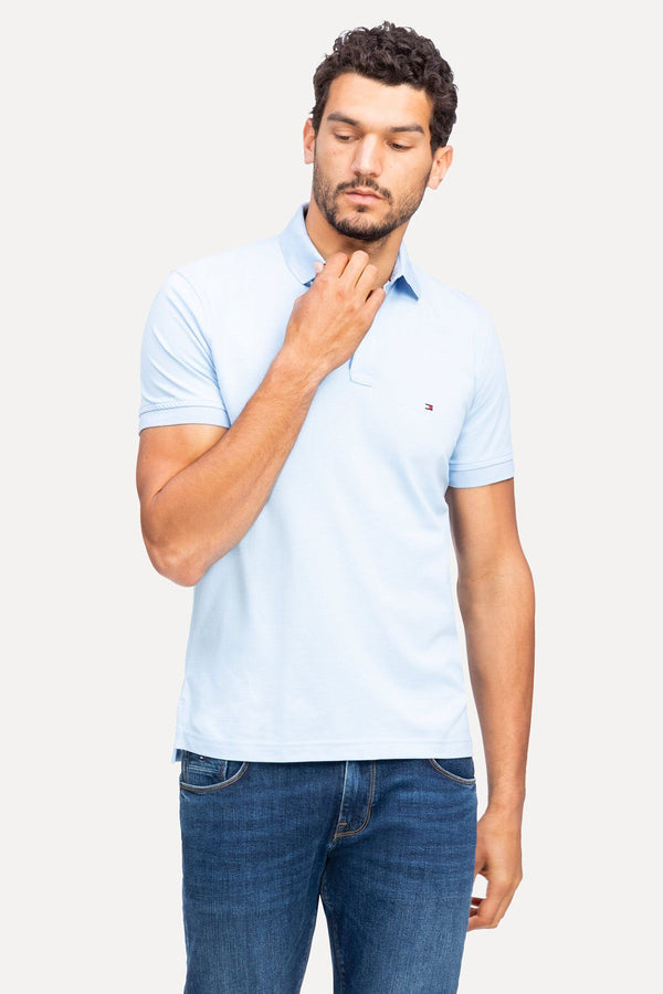 Tommy Hilfiger | Tommy Regular Polo Chambray Blue XS