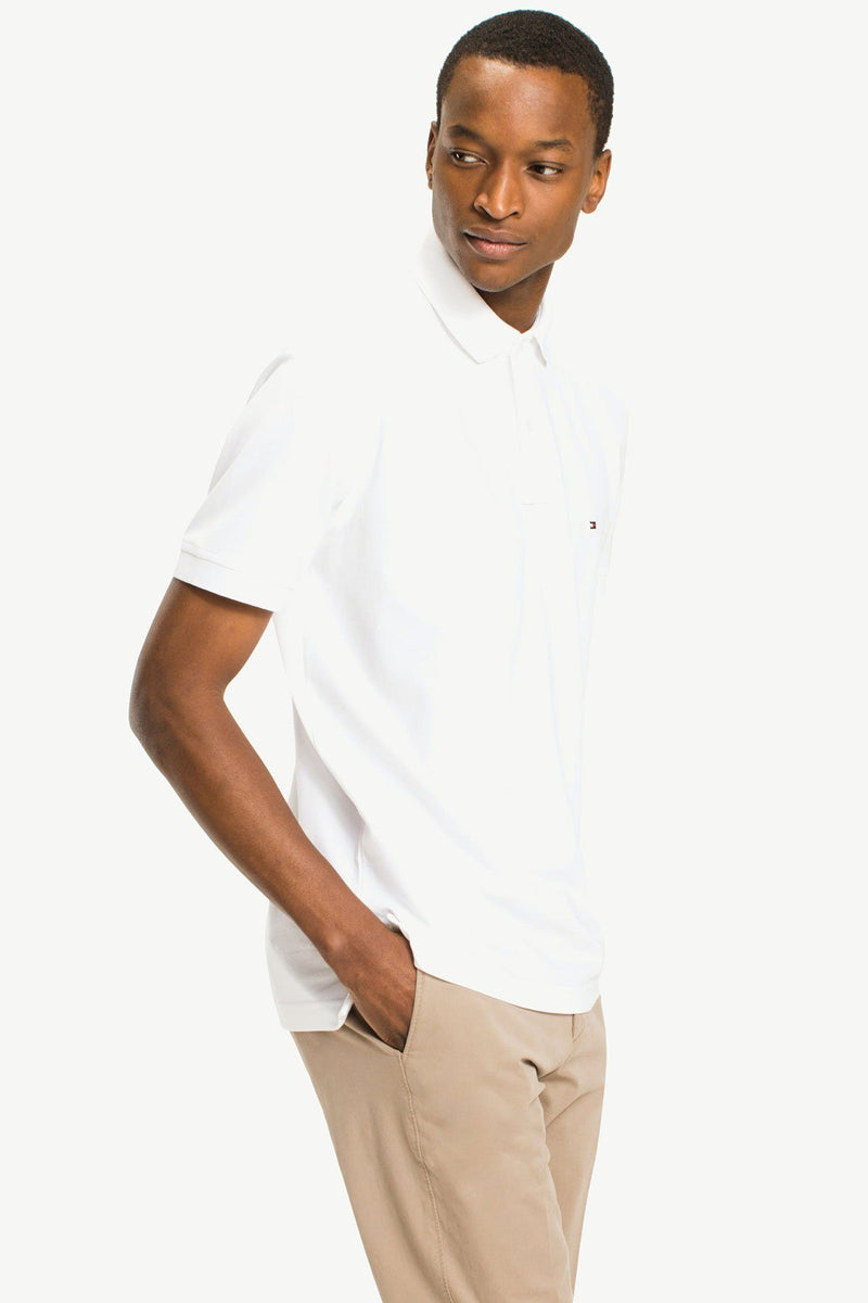 Tommy Hilfiger | Tommy Regular Polo White XS