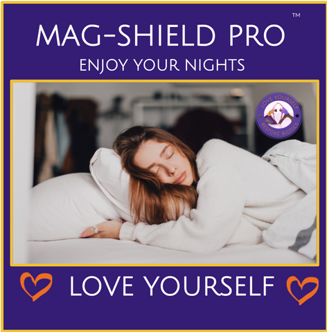 Magnesium for sleep mag shield pro bespoke Biotics