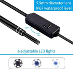 DynamGeek Professional In-Ear Cleaning Endoscope