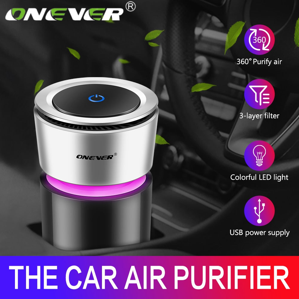 Onever Car Air Purifier