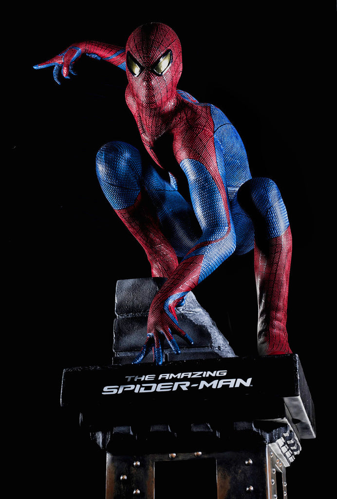 The Amazing Spider-Man 1: SPIDER-MAN - Life-size Collectible Statue (SOLD OUT!)