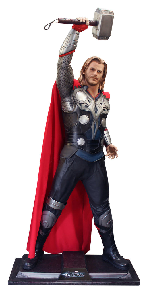 The Avengers: THOR - Life-size Collectible Statue