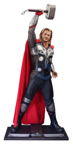 The Avengers: THOR - Life-size Collectible Statue (SOLD OUT)