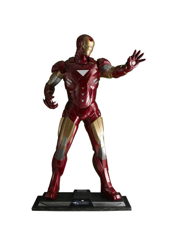 The Avengers: IRON MAN - Life-size Collectible Statue