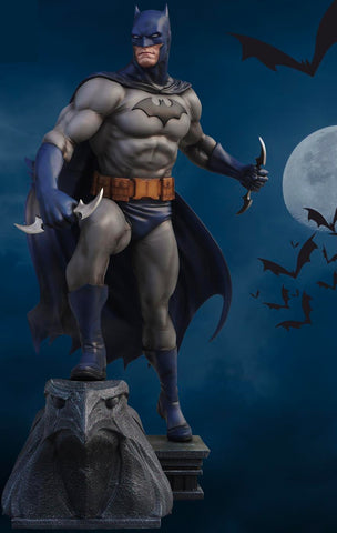 BATMAN: HUSH - Life-size Batman statue
