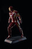 IRON MAN - LIFE-SIZE STATUE (Captain America: Civil War version)