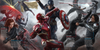 COMING SOON: CAPTAIN AMERICA: CIVIL WAR - Life-size Statues
