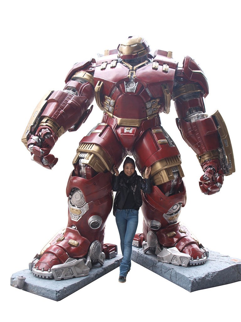 Avengers: Age of Ultron: HULKBUSTER - Life-Size Statue
