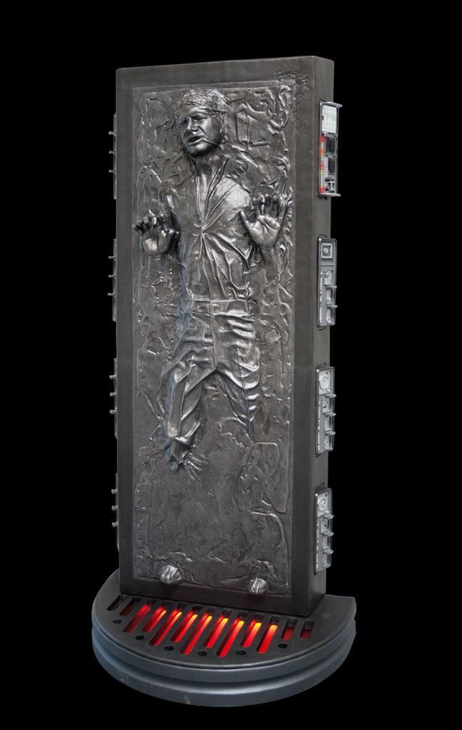 STAR WARS: Han Solo in Carbonite - Life-size statue