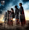 "JUSTICE LEAGUE - SET OF 6 LIFE-SIZE ""JUSTICE LEAGUE"" STATUES"