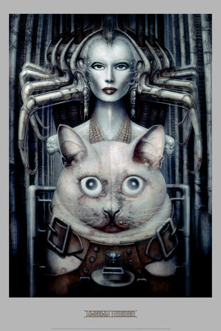 MINON by H.R. Giger