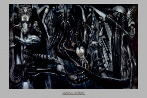 ANIMA MIA by H.R. Giger