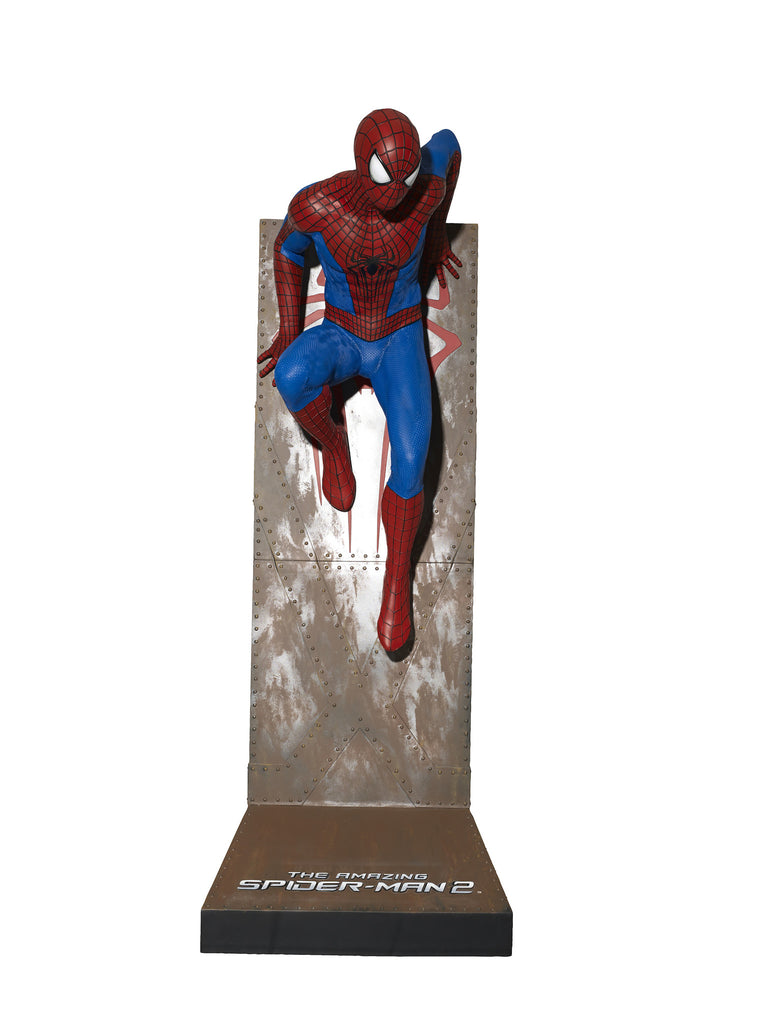 The Amazing Spider-Man 2: SPIDER-MAN - Life-size Collectible Statue (SOLD OUT!)