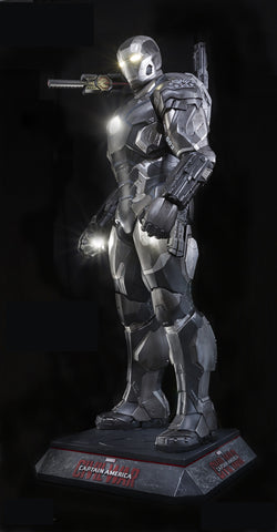 Captain America: Civil War WAR MACHINE - Life-Size Statue