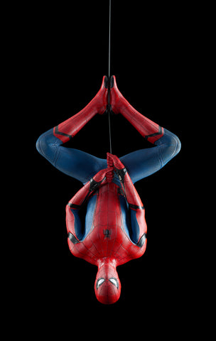 "SPIDER-MAN: HOMECOMING - ""SPIDER-MAN"" LIFE-SIZE STATUE, hanging version (SOLD OUT!)"