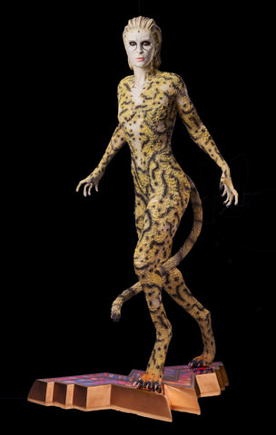 WONDER WOMAN 1984 (WW84): LIFE-SIZE CHEETAH STATUE