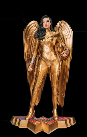 WONDER WOMAN 1984 (WW84): LIFE-SIZE STATUE