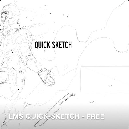 LMS - Quick Sketch Tutorial (FREE) By Dan LuVisi