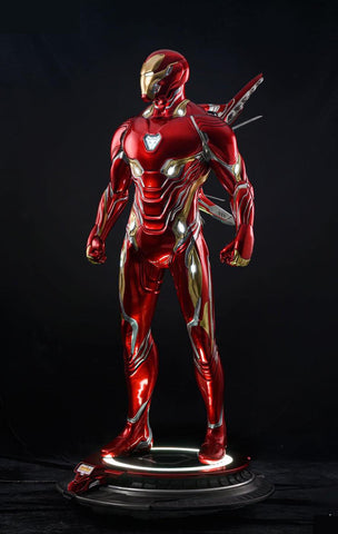 AVENGERS: INFINITY WAR - Iron Man MK50 (with nano booster wings) - SOLD OUT
